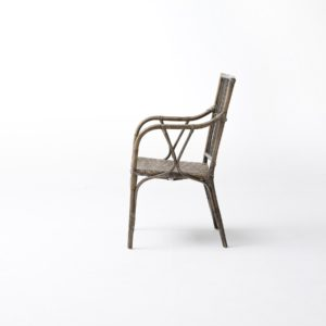 CR46 | Wickerworks Duke Chair (Set of 2)