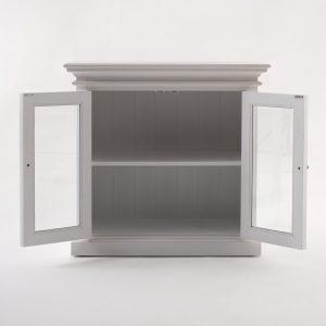 B183 | Halifax Display Buffet with 2 Glass Doors