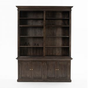 CA613BW | Halifax Mindi Double-Bay Hutch Unit
