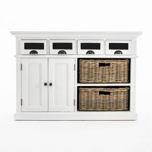 B131 | Halifax Kitchen Buffet w/ basket set