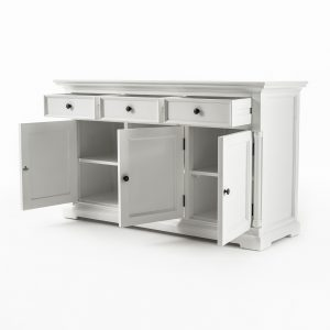 B185   Provence Classic Sideboard with 3 doors