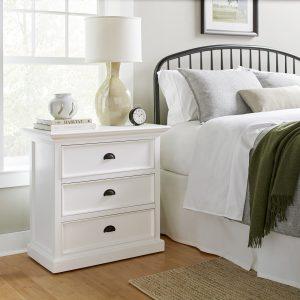 CA599L | Halifax Grand Bedside Drawer Unit